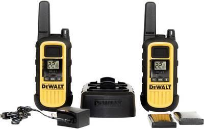 Talkie-walkie sans fil PMR STW-DXPMR-300 0.50W + batterie la paire