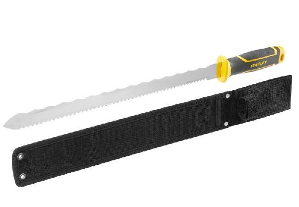 Couteau pour isolation FATMAX 350mm bi-matière + étui