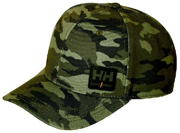 Casquette 100% polyester KENSINGTON camouflage