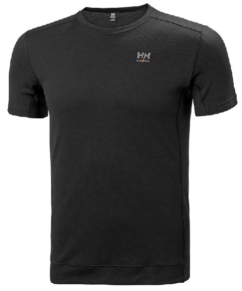 Tee-shirt MC LIFA ACTIVE noir T.XL