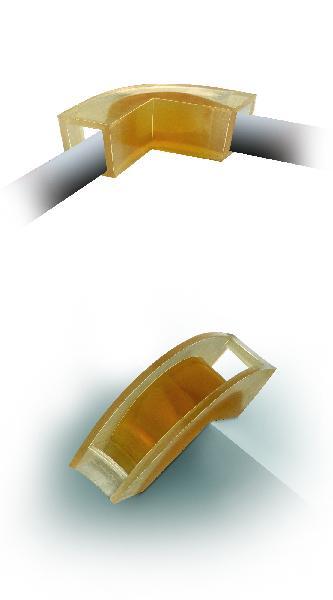 Coin de protection pour élingue ronde et câble PU