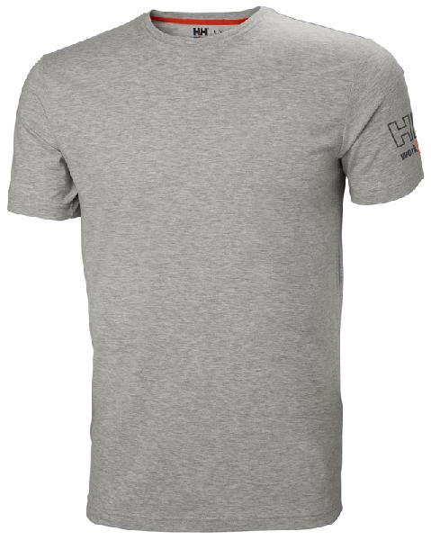 Tee-shirt KENSINGTON gris T.XXL