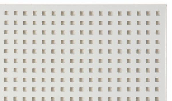 Dalle plafond plâtre BALGRAVIA BF T15 13mm 60x60cm UNITY 9