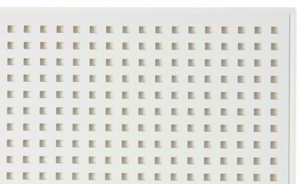Dalle plafond plâtre PLAZA BD 13mm 60x60cm UNITY 9
