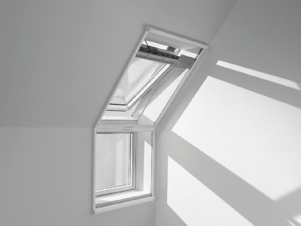 Fenêtre pour verrière d'angle VFE 2057 tout confort PK35 94x95cm