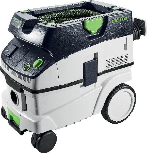 Aspirateur eau et poussières CTL 26 E CLEANTEC 26L 1200W
