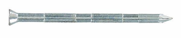 Pointe striée béton Ø2.7x30mm vybac 0.250Kg