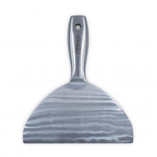 Couteau à enduire lame souple PREMIUM de plaquiste inox 20cm