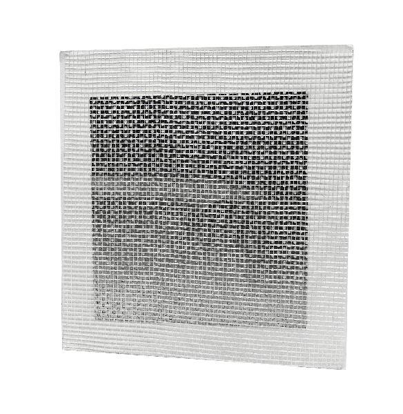 PATCH'UP REPAR.PLAQUE PLATRE15CM X1 acier galva pour plaque de plâtre