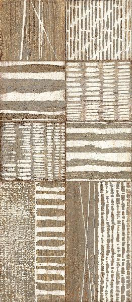 faience décor ANTHOLOGY echo beige 26x60,5cm Ep.9mm