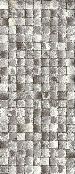 faience mosaïque ANTHOLOGY fabric gravel 26x60,5cm Ep.9mm