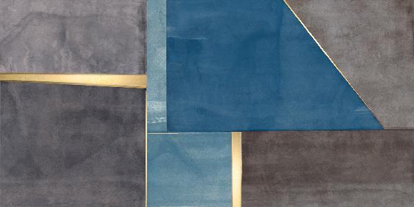 faience décor FRESCO fascia interni avio mix rectifié 60x120cm Ep.7mm
