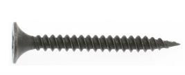 Vis plaque de plâtre autoforeuse tête plate Ø3.9x25mm acier boite 1000