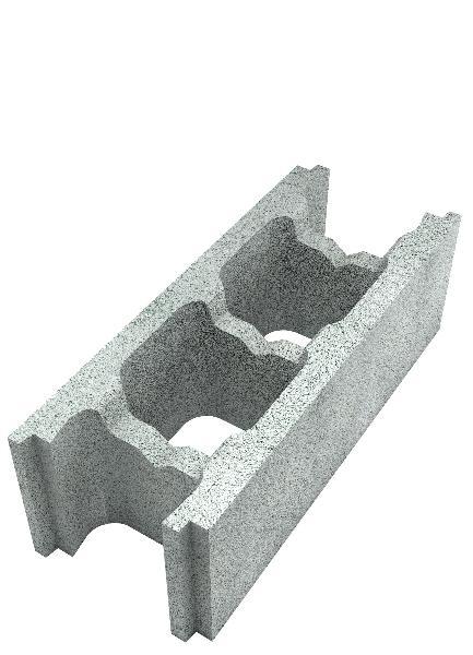 Bloc à bancher 20x20x50 CE B20