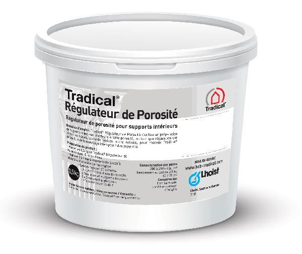 Préparation de support chaux TRADICAL REGULATEUR POROSITE pot 0,5Kg