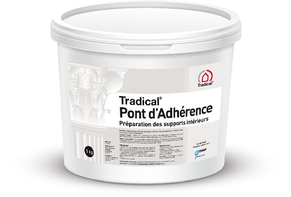 Préparation de support chaux TRADICAL PONT D'ADHERENCE pot 5Kg