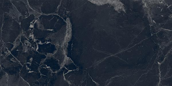 Carrelage NOCTURNE black semi poli 60x120cm Ep.10mm