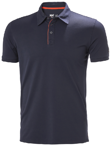 Polo KENSINGTON TECH marine T.XL