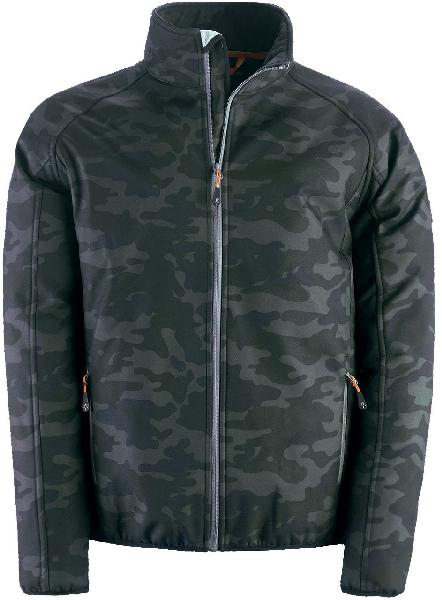 Veste SOFT SHELL DRAGON EASY camouflage T.XXXL