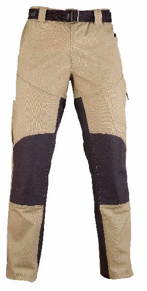 Pantalon NIGER Brige/noir T.L
