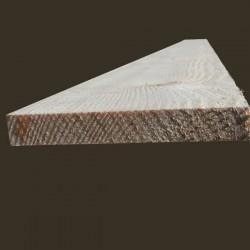 Planche sapin/épicéa non traité 38x200mm 4,00m