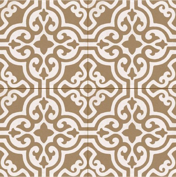 Carrelage décor CONTRASTI tappeto 5 20x20cm Ep.10mm