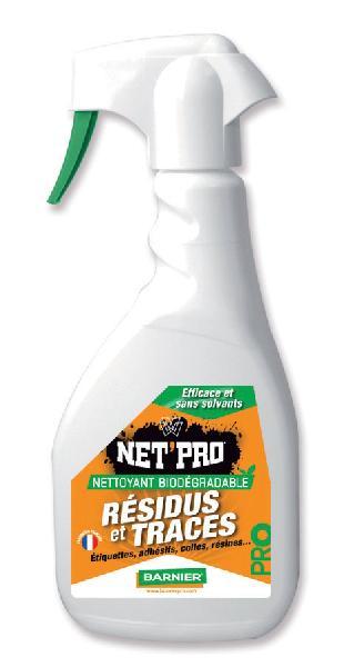 Nettoyant Residus et traces NET PRO spray 500ml