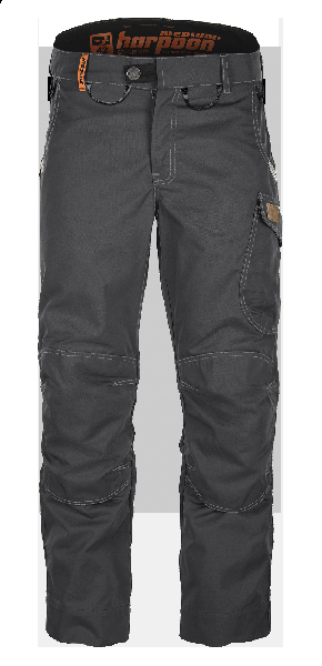 Pantalon multitravaux MEDIUM graphite T.46 + 1 t-shirt kaki T.XL