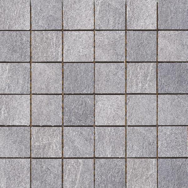 Carrelage mosaïque sur trame SANDSTONE grey 30x30cm