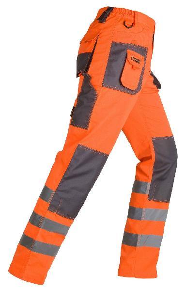 Pantalon avec renforcements SMART HV orange T.XXL