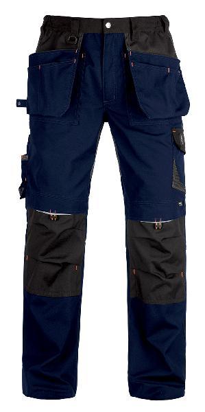 Pantalon avec renforcements VITTORIA PRO bleu/noir T.M