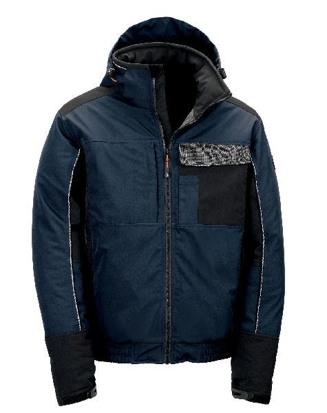 Blouson à capuche TENERE PRO bleu T.XL