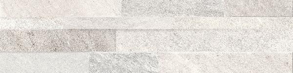 Parement ART STONE blanc 30x60cm Ep.8mm
