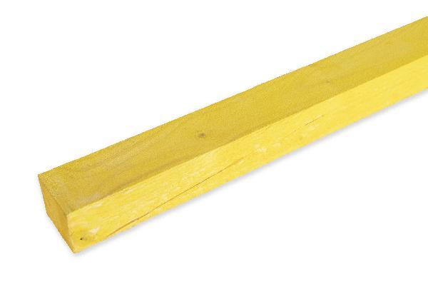Chevron sapin/épicéa traité classe 2 75x75mm 5,50m