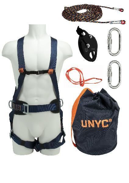 HARNAIS - KIT COMFORT antichute charpentier/couvreur UNYC kit