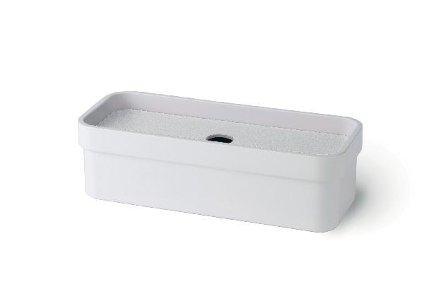 Porte-objets douche OPEN 20,5x8,5x6cm