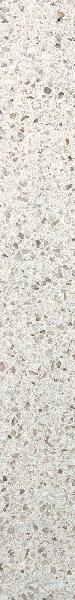 Carrelage décor VENEZIA bianco poli rectifié 15x120cm Ep.10mm