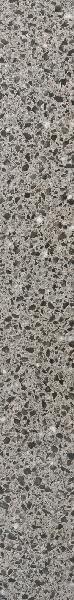 Carrelage décor VENEZIA grigio poli rectifié 15x120cm Ep.10mm