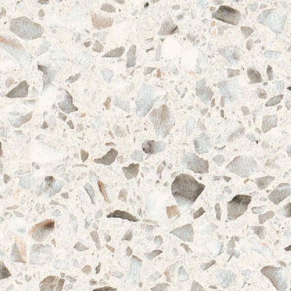 Carrelage décor VENEZIA bianco poli rectifié 15x15cm Ep.10mm
