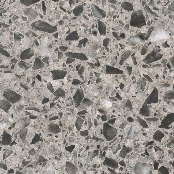 Carrelage décor VENEZIA grigio poli rectifié 15x15cm Ep.10mm