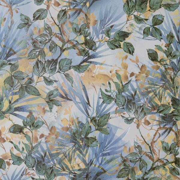 Faïence décor SHOWALL W08 garden 60x120cm Ep.10mm