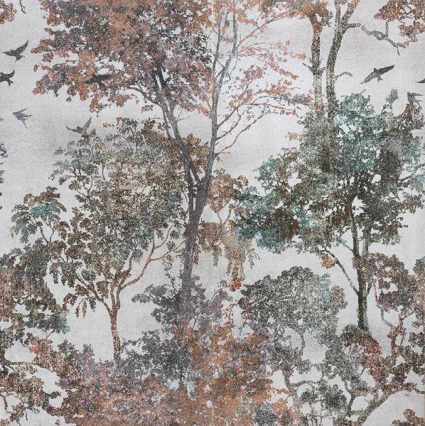 Faïence décor SHOWALL W14 forest 60x120cm Ep.10mm