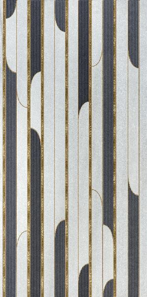 Faïence décor SHOWALL W01 art déco 60x120cm Ep.10mm
