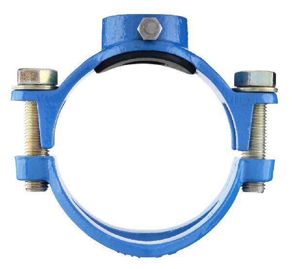 Collier de prise Ø075 55/3 GB pour PVC/PE 88/P INOX