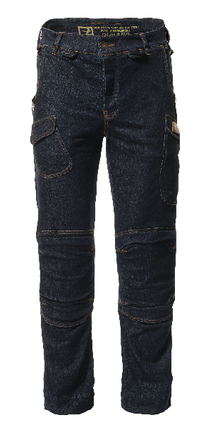 pantalon HARPOON MULTI indigo T.46 pour bâtiment