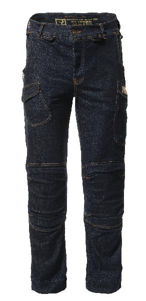 pantalon HARPOON MULTI indigo T.50 pour bâtiment