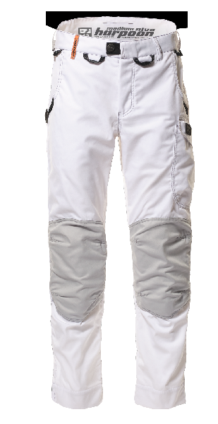 pantalon HARPOON MEDIUM NIVA blanc T.36 pour bâtiment