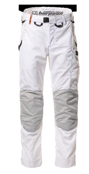 pantalon HARPOON MEDIUM NIVA blanc T.46 pour bâtiment