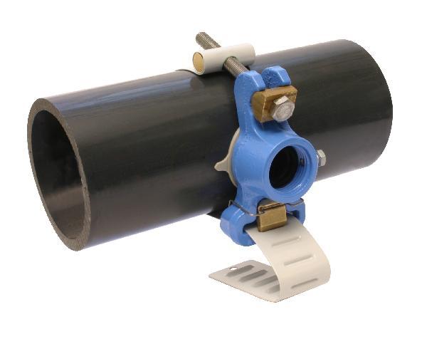 Collier de prise multi-matériaux Ø045-175mm 55/3 GB ref:901