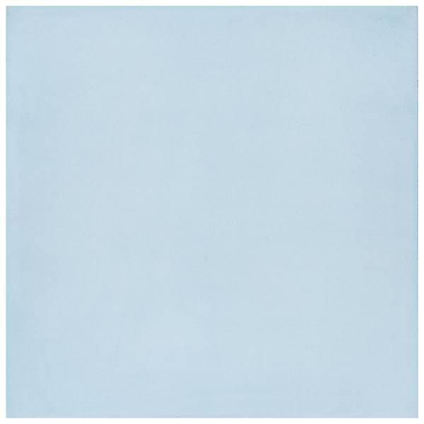 Carreau ciment UNI bleu 20x20cm EP.16mm